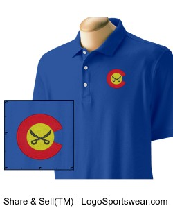 BNAC Special Edition 100% Cotton Polo shirt Design Zoom